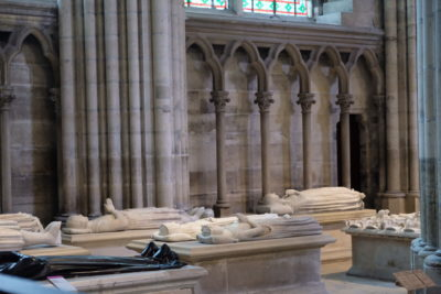 Paris Must Visit Attractions And Places Of Interests - Basilica Cathedral of Saint-Denis, the burial place of France Royal