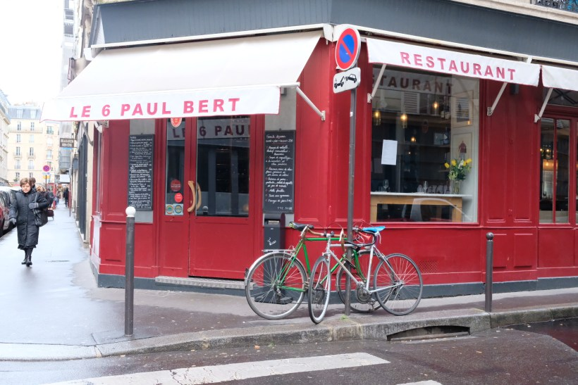 Le 6 Paul Bert, A Restaurant In Michelin Guide That Offers Value-For-Money Delicious Food, Highly Recommend - Facade