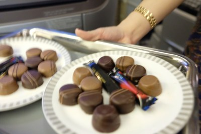Singapore Airlines Business Class SQ333 From Paris To Singapore Flight Journey Review - Fine Pralines