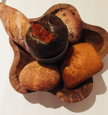 Modern European Classics Take Centrestage At Tablescape In Grand Park City Hall Hotel - Bread Basket