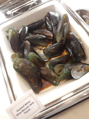 Surf and Turf Buffet @ Royale, Mercure Singapore Bugis - White Wine Mussels
