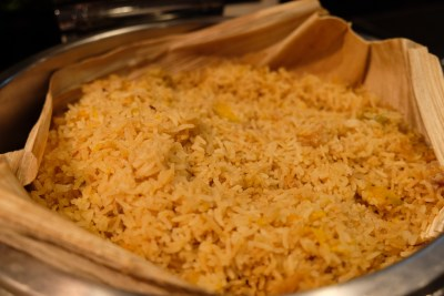 Straits Cafe @ Hotel Rendezvous Launching Favourites Of The Straits Buffet Spread - Pumpkin Fried Rice
