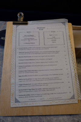 Common Man Stan Cafe By Common Coffee To Hang Out For Brunch At Stanley Street - Lunch Menu