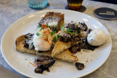 Common Man Stan Cafe By Common Coffee To Hang Out For Brunch At Stanley Street - Potato & Leek ($22)