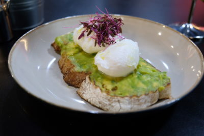Little Farms Cafe At Valley Point Dishing All Day Breakfast & Brunch Using Fresh Produce - Smashed Avocado ($15)