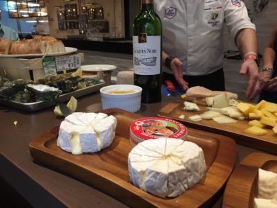 So France @ Duo Galleria, 100% French Experience Le Bistro-Epicerie - More French Cheese