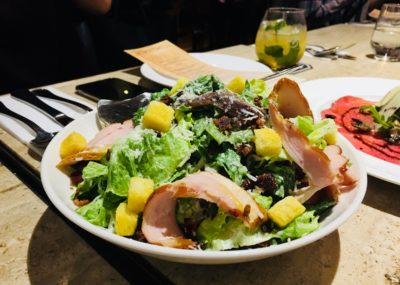 District 10 @ UE Square Filled With Pezzera's Family Favourites - Caesar Salad