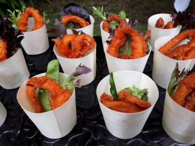World Gourmet Summit (WGS) The Discovery Brunch @ Tamarind Hill - Koliwada Masala Squid (The Song of India)