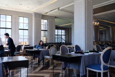 Mr & Mrs Bund, Sunday Brunch With View Of The Bund - Interior