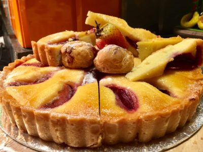 The Freshest Themes at J65 At Hotel Jen Tanglin - Apple pie