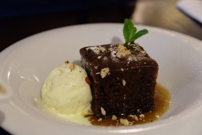 Browns Restaurant In Covent Garden, A Restaurant To Experience Classic English Fare - Sticky Toffee Pudding (£6.50)