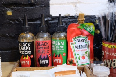 Spread The Bagel At Nanchang Road For A Bagelicious Experience - Sauces
