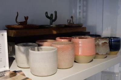 The Social Space, Social-Conscious Cafe With Retail And Nail Parlour At Kreta Ayer - Clay Cups