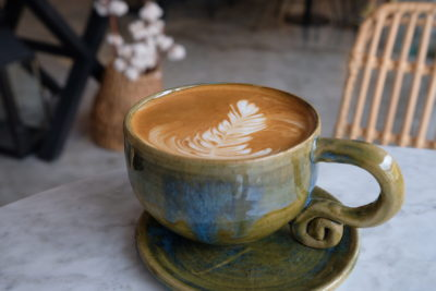The Social Space, Social-Conscious Cafe With Retail And Nail Parlour At Kreta Ayer - Cappuccino