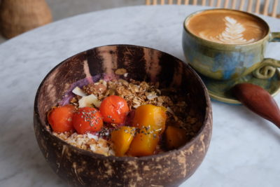 The Social Space, Social-Conscious Cafe With Retail And Nail Parlour At Kreta Ayer - Smoothies