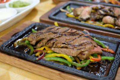 Tortilla Wraps at Singapore Marriott Tang Plaza Hotel Cross Road Cafe - Beef Sirloin ($34++)