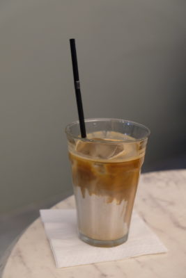 Liberty Coffee At Jalan Besar, For The Coffee Connoisseur - Iced White ($6.50)
