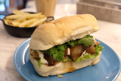 Liberty Coffee At Jalan Besar, For The Coffee Connoisseur - Hot Butt Sub ($13)