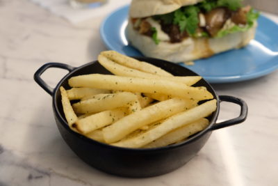 Liberty Coffee At Jalan Besar, For The Coffee Connoisseur - Fries ($2.50)