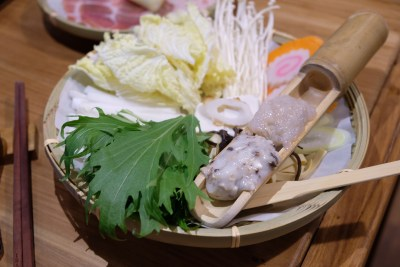 Yuzutei At Pasir Pahang Road Offers Flavourful Yuzu Shabu Shabu And Hot Stone Grill - Vegetables