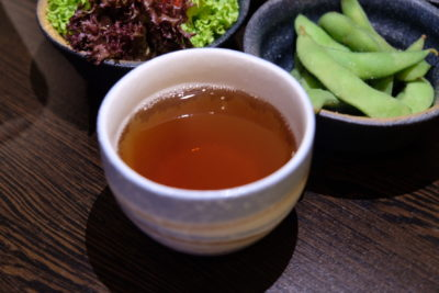 Hibiki Lunch Set, Good Value-For-Money Selection - Houjicha