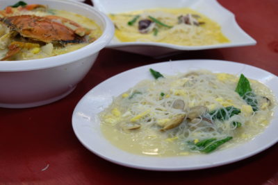 Fuman Seafood Tzechar @ Tampines West, Crab And Mee Hoon And More - Lala Bee Hoon