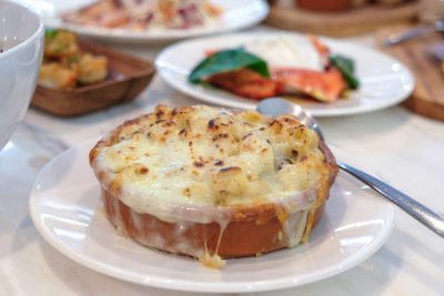 The Cheese Artisans At Greenwood Avenue Has More Than Cheeses - Truffle Mac & Cheese ($11)