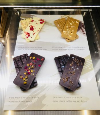The Dark Gallery @ Takashimaya, A New Cafe And Chocolate Boutique - Single Origin Tablets