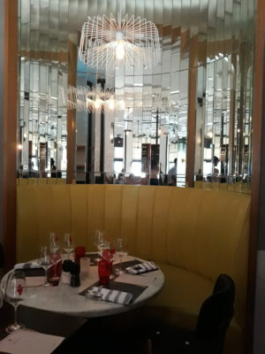 Vineyard to Table @ Ginett Restaurant & Wine Bar at Hotel G - A Glimpse of Interior