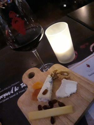 Vineyard to Table @ Ginett Restaurant & Wine Bar at Hotel G - De Fromages