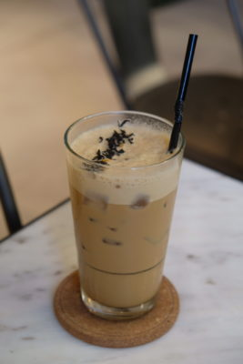 Saucy x The Coffee Academics Singapore Whipping Umami Up Brunch Set - Iced Yuan Yang