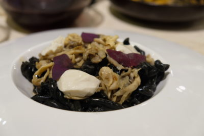 Open Farm Community New Dishes By New Culinary - Black Bean Strozzapreti ($27)