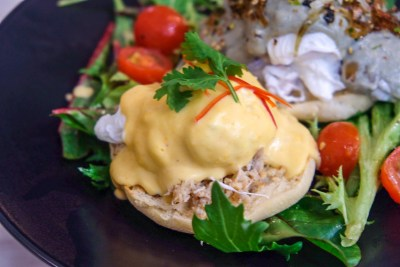 Saucy x The Coffee Academics Singapore Whipping Umami Up Brunch Set - With Salted Egg Lava Sauce