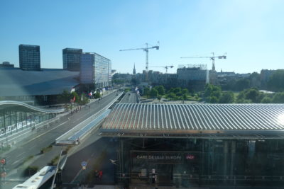 Crowne Plaza Lille - Euralille, A Business Hotel Directly Opposite Euralille Train Station - View of Room