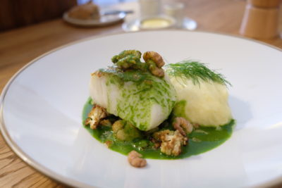 Assiette Blanche, A Bib Gourmand Restaurant With Value-For-Money Lunch Set - Cod