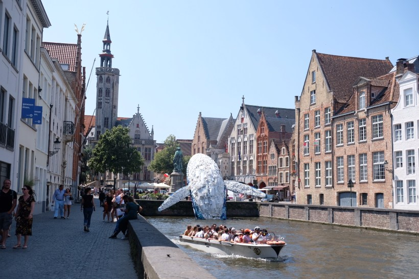 Bruges In Belgium, Must Visits Attraction In This Picturesque Town - Jan Van Eyckplein
