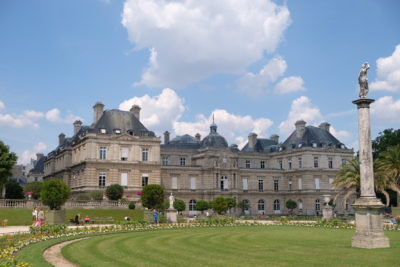 Paris Must Visit Attractions And Places Of Interests - Le Jardin du Luxembourg