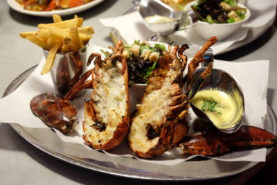 Singapore Restaurant Festival 2018, Dine And Get Rewarded - Live Whole Lobster ($58)