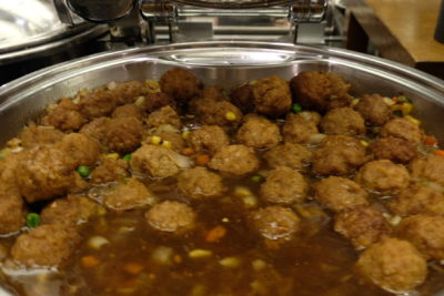 Penang Buffet Dinner At Princess Terrace @ Copthorne Kings Hotel - Meatballs