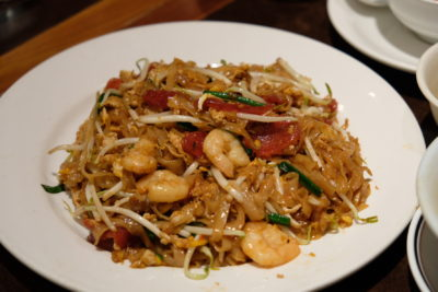 Penang Buffet Dinner At Princess Terrace @ Copthorne Kings Hotel - Penang Fried Kway Teow