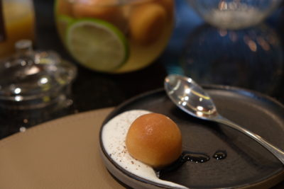 Le Baudelaire, A One Michelin Star French Restaurant Near The Louvre - Petit four