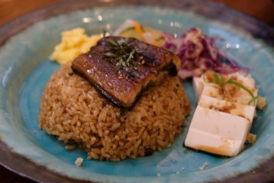 Jypsy By PS Cafe At Martin Road, Difficult To Get A Reservation - Smokey Unagi Fried Rice ($22)