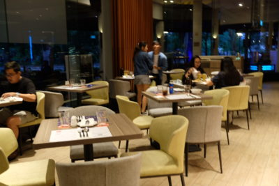 Go Local Buffet At Four Points Eatery In Four Points By Sheraton Singapore Riverview - Interior