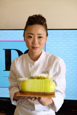 D9 Cakery Hilton Singapore Launching Paris & Tokyo Inspired Cake Collection - Pastry Chef Cindy Khoo
