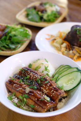 Daily Affairs, A Hidden Cafe At Cairnhill Community Club - Unagi Donburi ($16.50)