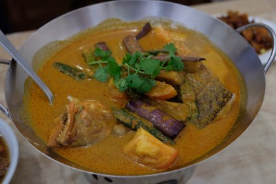 Curry Wok At Coronation Road, A Humble Restaurant Serving Food With Lots Of Love - Curry Fish Head