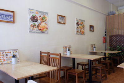 Curry Wok At Coronation Road, A Humble Restaurant Serving Food With Lots Of Love - Interior