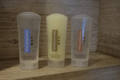 Crowne Plaza Shanghai Noah Square In Putuo - Shower Gel and Shampoo