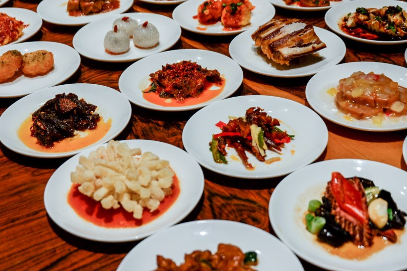 One Gastronomic Feast At Si Chuan Dou Hua @ ParkRoyal Beach Road - One Gastronomic Feast At Si Chuan Dou Hua