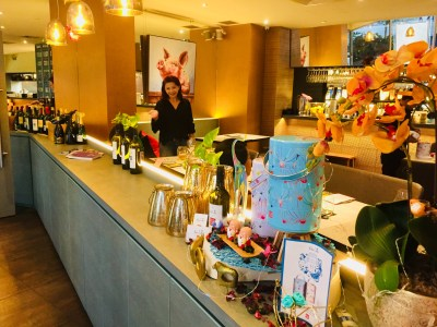 Fantastic Dining Experiences of Blue Lotus Restaurants Singapore - Another view